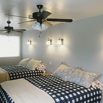 Bear Lake Ranch House | Bedroom #9
